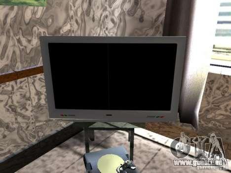 Neue TV für GTA San Andreas
