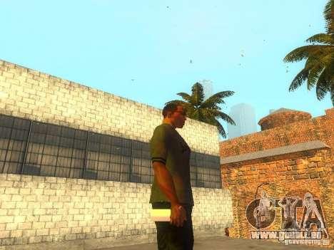 Bombing Mod by Empty v3.0 pour GTA San Andreas cinquième écran