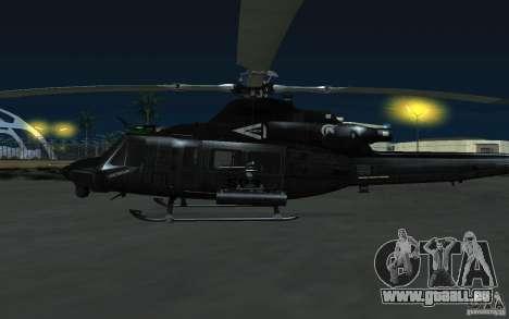 UH-1Y Venom für GTA San Andreas rechten Ansicht