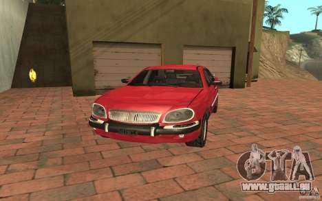 GAZ-3111 pour GTA San Andreas