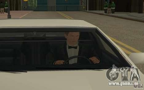 Agent 007 für GTA San Andreas fünften Screenshot