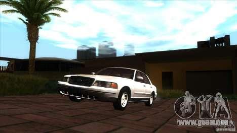 Photorealistic 2 pour GTA San Andreas neuvième écran
