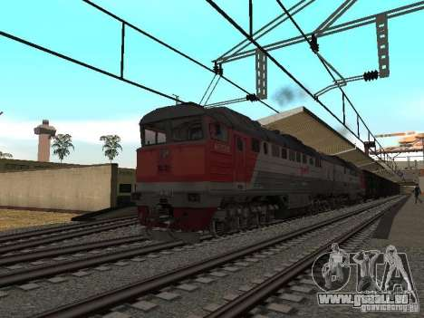 Eisenbahn-mod IV-Finale für GTA San Andreas her Screenshot