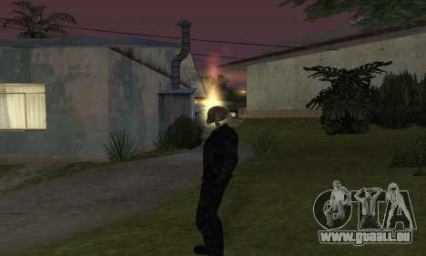 Ghost Rider für GTA San Andreas zweiten Screenshot