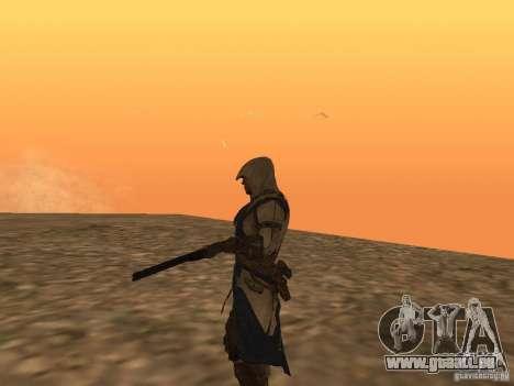 TOZ-34 für GTA San Andreas zweiten Screenshot