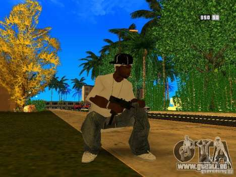 New Weapon Pack für GTA San Andreas