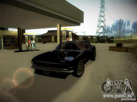 IG ENBSeries pour GTA San Andreas sixième écran