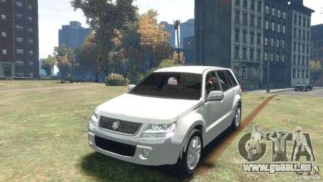 Suzuki Grand Vitara für GTA 4