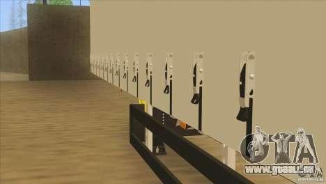 SchmitZ Cargobull für GTA San Andreas Innenansicht
