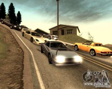 ENBSeries by Sashka911 v3 für GTA San Andreas