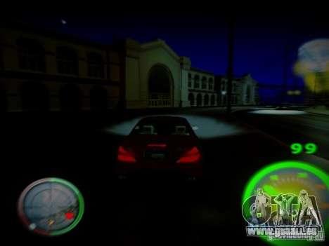 Tacho von Centrale für GTA San Andreas zweiten Screenshot