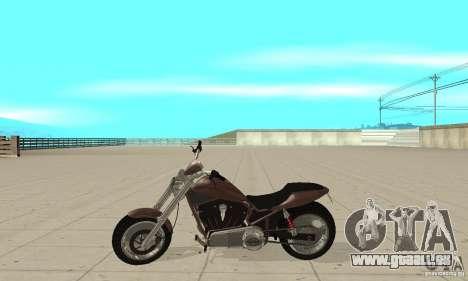GTAIV Reverant pour GTA San Andreas laissé vue