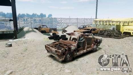 VAZ 2107 pour GTA 4