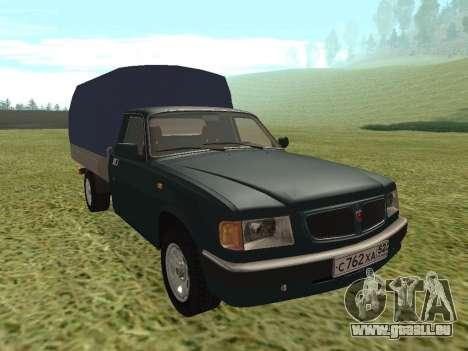 GAZ Trofim 17310 pour GTA San Andreas