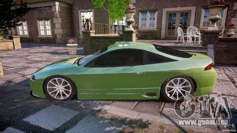 Mitsubishi Eclipse pour GTA 4 est une gauche