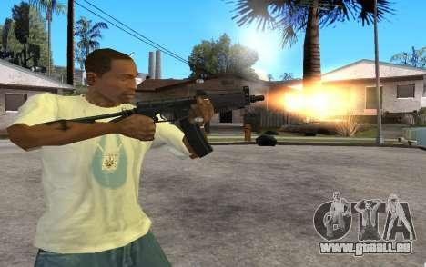 SR3M für GTA San Andreas dritten Screenshot