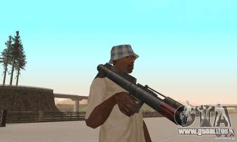 Pack armes de Star Wars pour GTA San Andreas neuvième écran