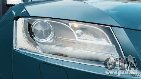 Audi RS5 2011 [EPM] pour GTA 4 est une vue de dessous