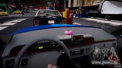 Chevrolet Caprice 1991 NYPD für GTA 4 hinten links Ansicht