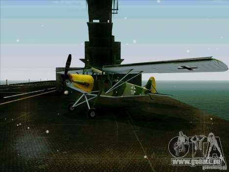 Fi-156 pour GTA San Andreas