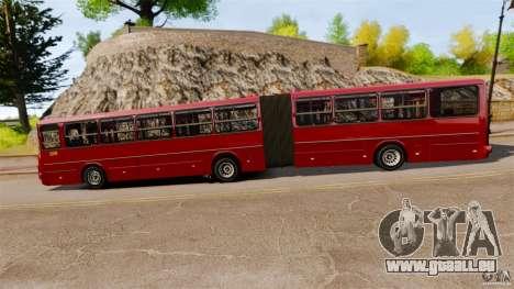 Ikarus 280 für GTA 4 linke Ansicht
