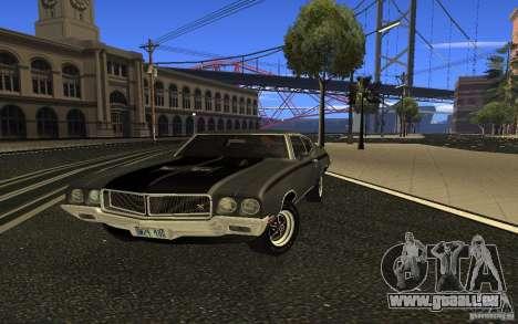 Buick GSX 1970 für GTA San Andreas