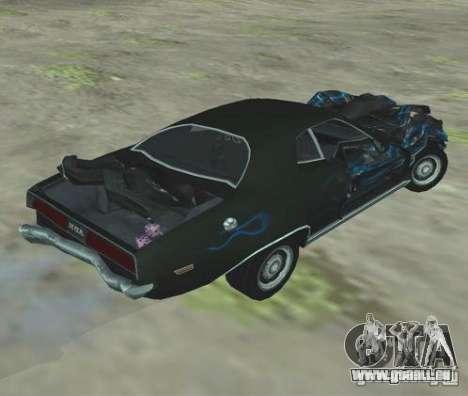 Bullet GT from FlatOut 2 für GTA San Andreas rechten Ansicht