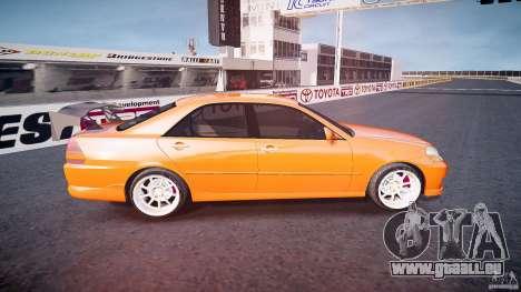 Toyota JZX110 pour GTA 4 est un côté