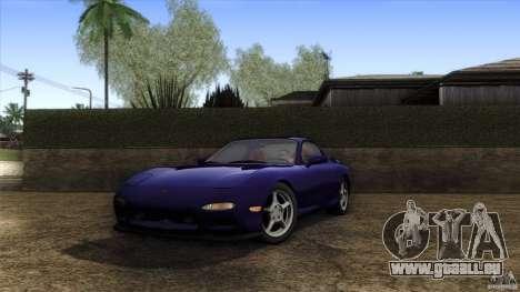 Mazda RX-7 FD 1991 pour GTA San Andreas