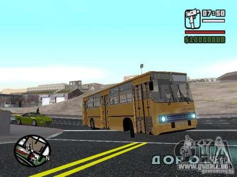 IKARUS 260,37 pour GTA San Andreas vue de droite