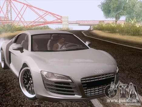 Audi R8 Hamann für GTA San Andreas