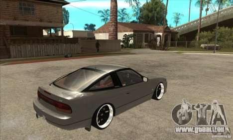 Nissan Silvia S15 1999 pour GTA San Andreas vue de droite