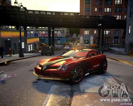 iCEnhancer 2.1 Final für GTA 4 Zehntel Screenshot