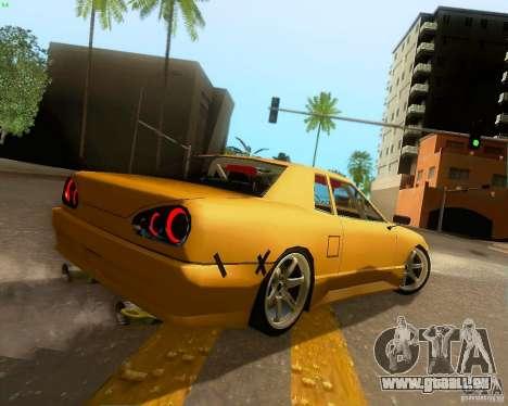 Elegy Drift Korch für GTA San Andreas Rückansicht