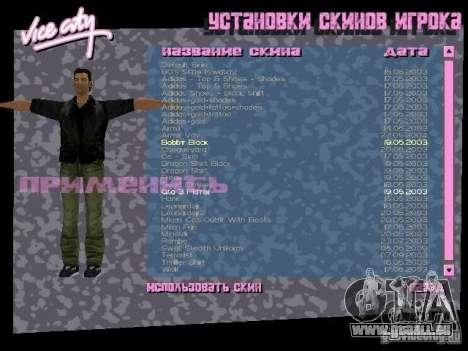 Pack von Skins für Tommy für GTA Vice City sechsten Screenshot