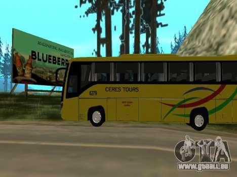 Yanson Viking - CERES TOURS 6279 für GTA San Andreas linke Ansicht