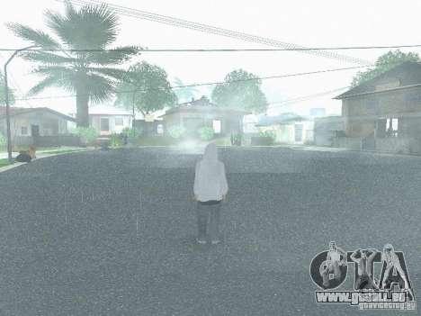 New ColorMod Realistic pour GTA San Andreas troisième écran