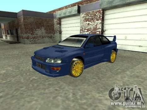 Subaru Impreza 22B STI für GTA San Andreas