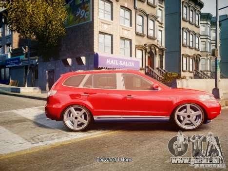 Hyundai Santa Fe für GTA 4 linke Ansicht