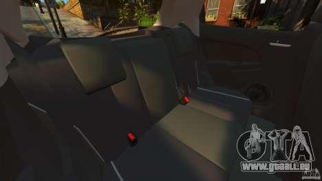 Mazda 2 2011 pour GTA 4 est un côté