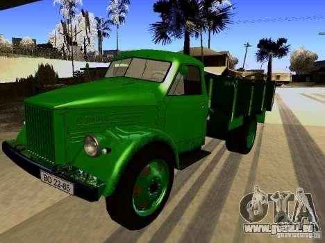 GAS-51A für GTA San Andreas