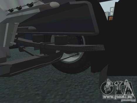 Aktives Dashboard 3.0 für GTA San Andreas neunten Screenshot