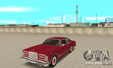 Ford LTD Landau Coupe 1975 für GTA San Andreas