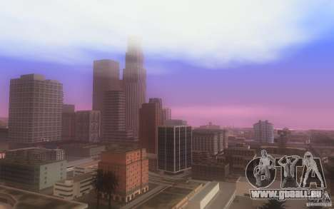 Die ENBSeries konfigurieren für schwache PC für GTA San Andreas