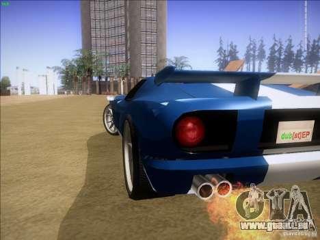 Eloras Realistic Graphics Edit für GTA San Andreas dritten Screenshot