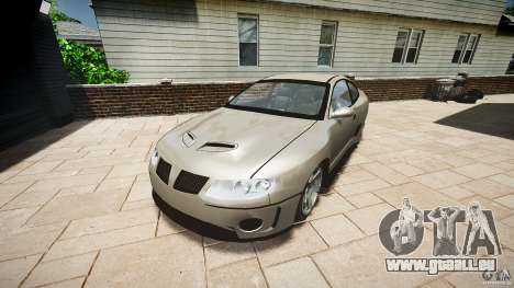 Pontiac GTO 2004 für GTA 4