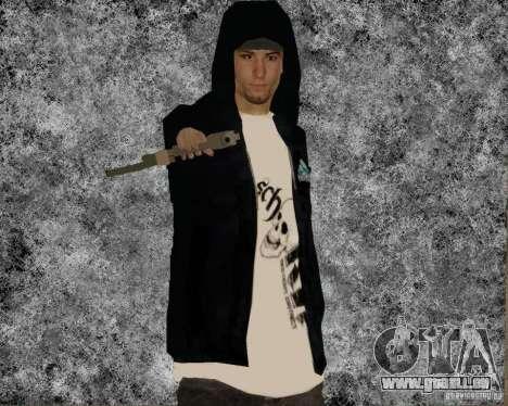 Neue Drogen-Dealer für GTA San Andreas