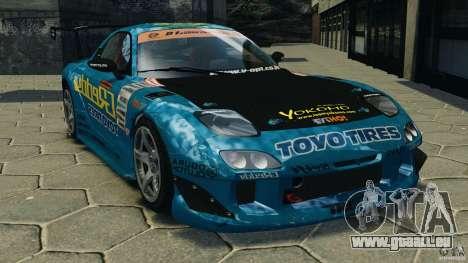Mazda RX-7 RE-Amemiya pour GTA 4