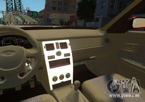 VAZ Lada 2170 Priora für GTA 4