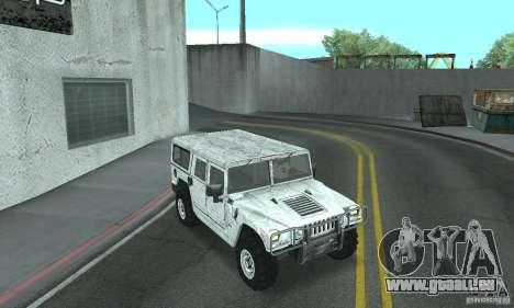 Hummer H1 für GTA San Andreas